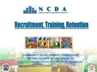 Recruitment, Training, Retention