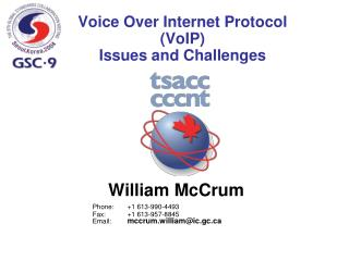 Voice Over Internet Protocol  (VoIP)  Issues and Challenges