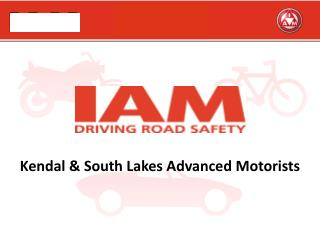 Kendal & South Lakes Advanced Motorists