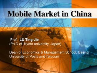 Mobile Market  in China