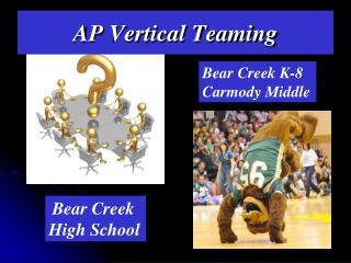 AP Vertical Teaming