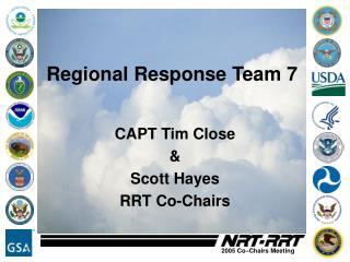 Regional Response Team 7