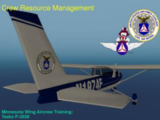 Minnesota Wing Aircrew Training:  Tasks P-2028
