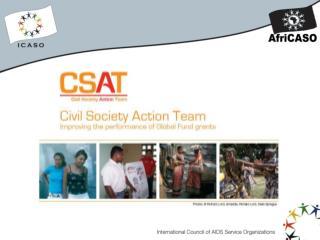 CSAT  Coordination
