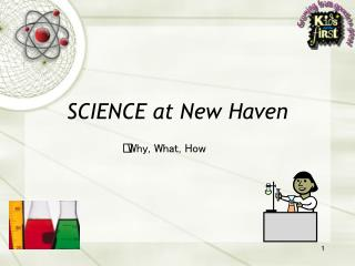 SCIENCE at New Haven