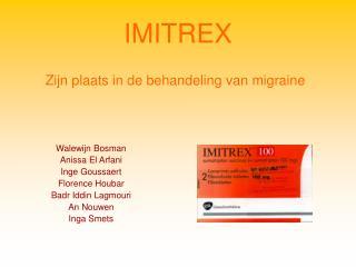 IMITREX