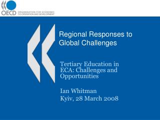 Regional Responses to Global Challenges