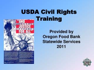 USDA Civil Rights Training