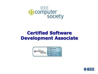 Certified Software Development Associate