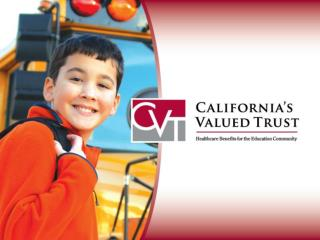 Combined efforts of Superintendents, CTA  and CSEA Established in 1984 Currently serving: