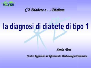 C   Diabete e  Diabete