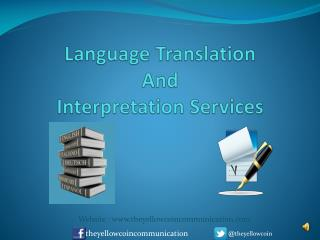 Language Translation And Interpretation Are Shrinking The Wo