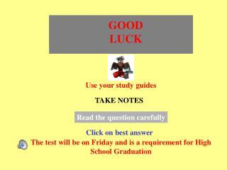 United States Constitution PRACTICE Exam