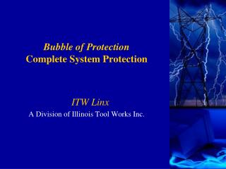 Bubble of Protection Complete System Protection