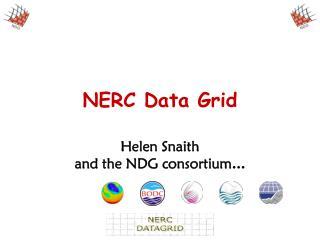 NERC Data Grid