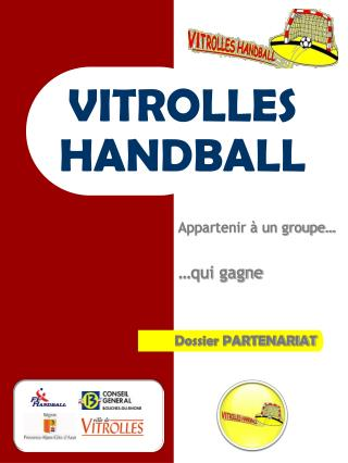 VITROLLES HANDBALL