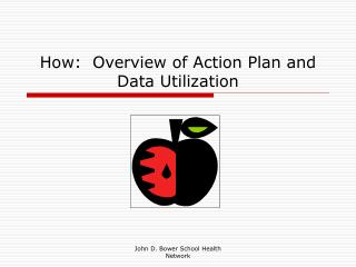 How:  Overview of Action Plan and Data Utilization