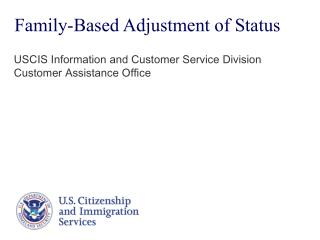 Family-Based Adjustment of Status