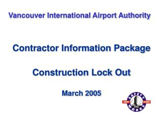 Vancouver International Airport Authority