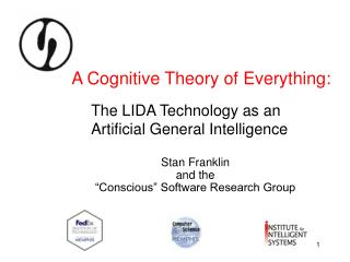 A Cognitive Theory of Everything: