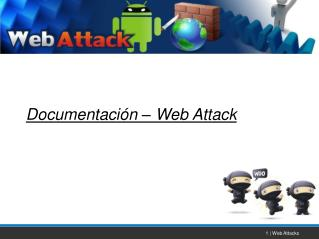 Documentación – Web Attack