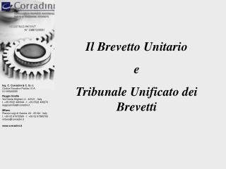Milano Piazza Luigi di Savoia, 24 - 20124 - Italy t. +39 02 67072580 - f. +39 02 67385793