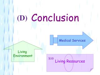 living environment conclusion d medical services living