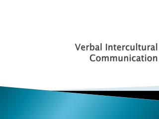 What is intercultural communication  and why should we study it