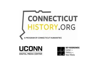 A PROGRAM OF CONNECTICUT HUMANITIES