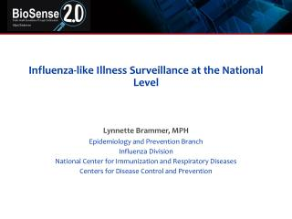 Influenza-like Illness Surveillance at the National Level