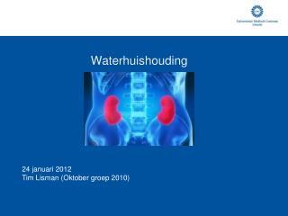 Waterhuishouding