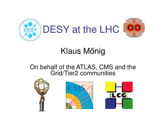DESY at the LHC