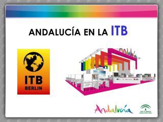 ANDALUC�A EN LA ITB