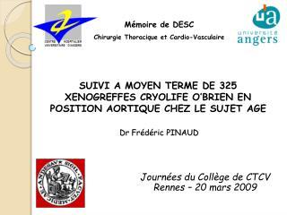 Dr Frédéric PINAUD