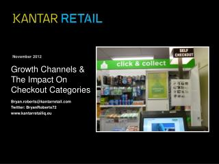 Growth Channels & The Impact On Checkout Categories