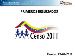 Caracas,  23/02/2011