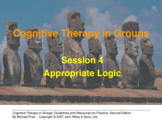 Cognitive Therapy in Groups