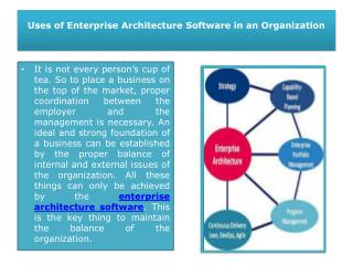 Enterprise Erchitecture Software