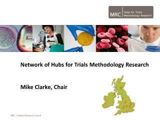 Network of Hubs for Trials Methodology Research Mike Clarke, Chair