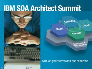 Keynote Presentation: Aligning IT with Business Goals Through SOA
