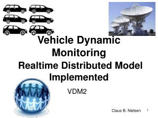Vehicle Dynamic Monitoring Realtime Distributed Model Implemented