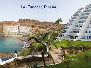 Las Canarias,  España