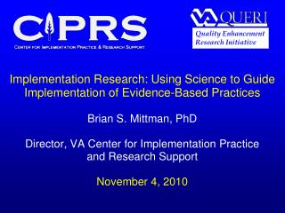 Quality Enhancement Research Initiative