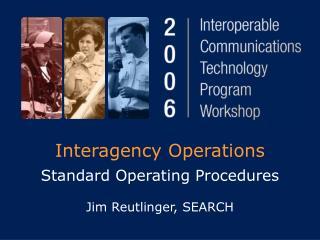 Interagency Operations
