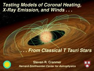 Testing Models of Coronal Heating, X-Ray Emission, and Winds . . .