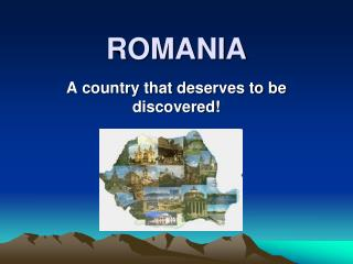 ROM ANIA