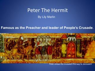 Peter The Hermit