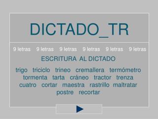 DICTADO_TR