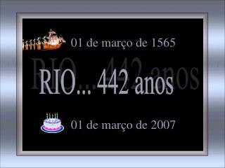 01 de mar o de 2007