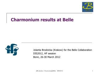 Charmonium results at Belle
